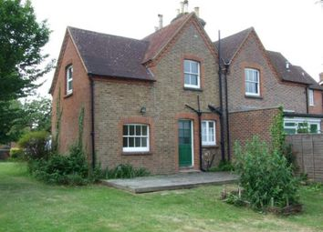 Thumbnail 2 bed semi-detached house for sale in Merrow Street, Guildford, Surrey