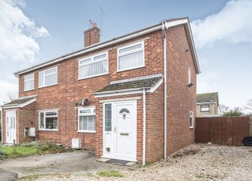 Thumbnail 3 bedroom semi-detached house for sale in Shelduck Drive, Snettisham, King's Lynn