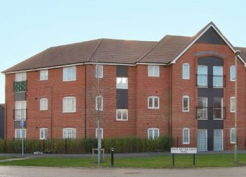 Thumbnail 2 bed flat for sale in Hadleigh Close, Andover