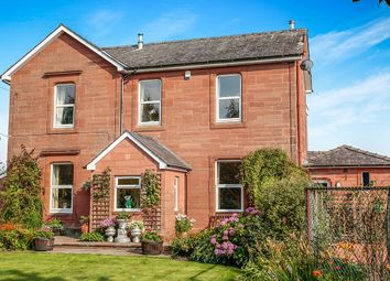 Thumbnail 3 bed detached house for sale in Maxwelltown, Dumfries