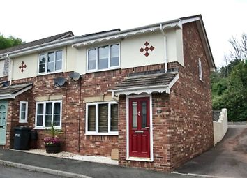 Thumbnail 2 bed end terrace house to rent in Earlswood, Paignton