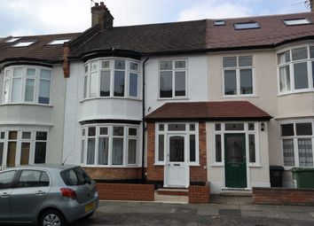 Thumbnail 3 bed terraced house to rent in Parbury Road, London