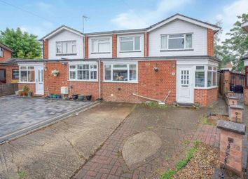 Thumbnail 4 bed semi-detached house for sale in Wingfield Close, New Haw, Addlestone