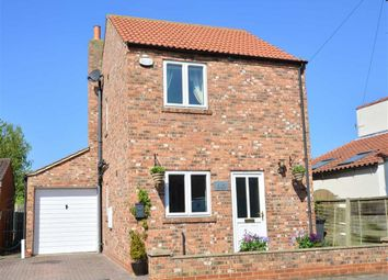 Thumbnail 3 bed detached house for sale in Moor End, Kelfield, York