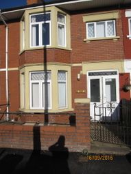 Thumbnail 1 bedroom flat to rent in Caerphilly Road, Heath, Cardiff, Cardiff