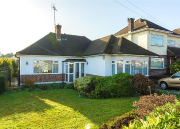 Thumbnail 2 bedroom detached bungalow for sale in Burses Way, Hutton, Brentwood, Essex