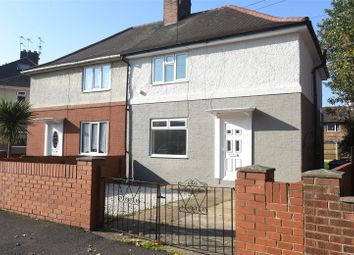 3 bed semi-detached house for sale in Cumberland Avenue, Doncaster DN2