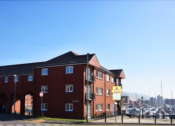 2 bed flat to rent in Arethusa Quay, Maritime Quarter, Swansea SA1