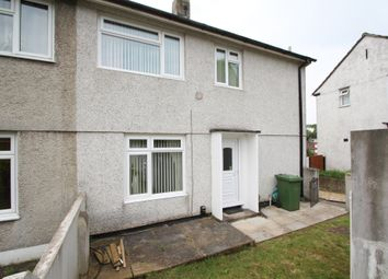 Thumbnail 3 bed semi-detached house for sale in Hornchurch Road, Plymouth
