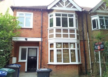 Thumbnail 1 bedroom flat to rent in Hayes Crescent, London