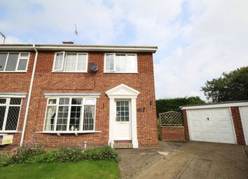 Thumbnail 3 bed semi-detached house for sale in Willow Court, Cranswick, Driffield