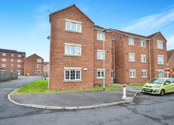 Thumbnail 2 bed flat for sale in Curbar Close, Mansfield, Nottinghamshire