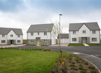 Thumbnail 4 bed detached house for sale in The Quartet Collection, The Village, West Road, Quintrell Downs