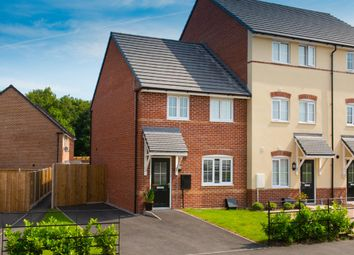 "Thumbnail 3 bedroom end terrace house for sale in ""Barwick"" at Winnington Avenue, Northwich"