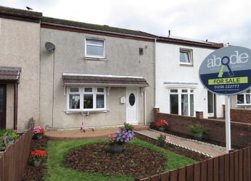 Thumbnail 2 bed terraced house for sale in Clay Crescent, Bellshill