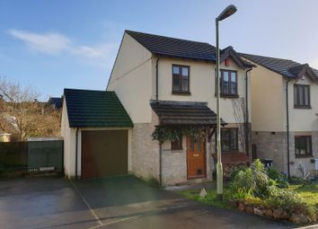 Thumbnail 3 bedroom detached house for sale in The Gardens, Chudleigh, Newton Abbot