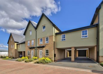 4 bed terraced house for sale in Foren Crescent, Godmanchester, Huntingdon, Cambridgeshire PE29