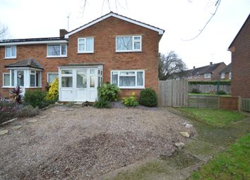 Thumbnail 3 bed semi-detached house for sale in The Shaw, Cookham, Maidenhead, Berkshire
