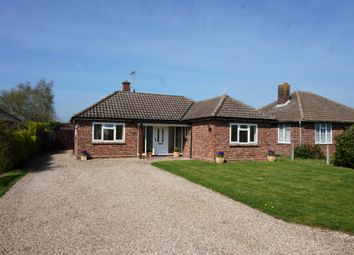 Thumbnail 4 bed detached bungalow for sale in Whitesfield, East Bergholt, Colchester, Suffolk