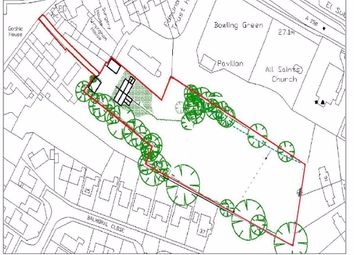 Thumbnail Land for sale in Off Market Square, Wragby