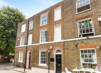 Thumbnail 3 bed terraced house for sale in Market Street, Wisbech