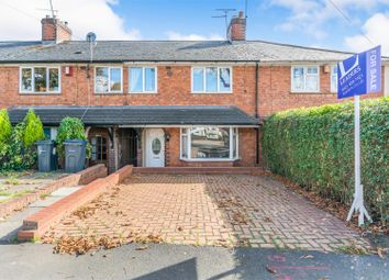 Thumbnail 3 bed terraced house for sale in Middlemore Road, Northfield, Birmingham
