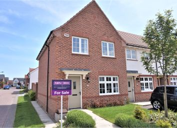 Thumbnail 3 bed semi-detached house for sale in Sheldon Road, Scartho