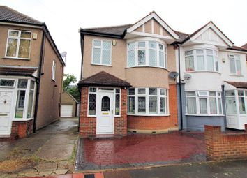 Thumbnail 3 bed semi-detached house for sale in Crombie Road, Sidcup, Kent