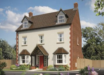 Thumbnail 5 bed detached house for sale in Peels Meadow, Ashby Road, Tamworth
