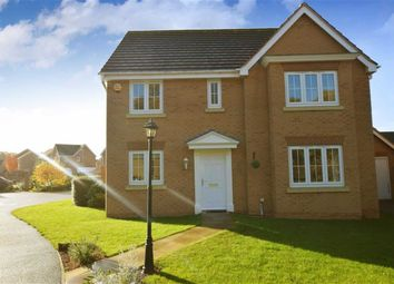 Thumbnail 4 bed property for sale in Lindrick Drive, Gainsborough