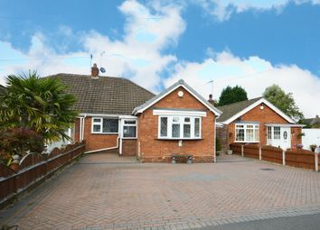 Thumbnail 2 bed semi-detached bungalow for sale in Alveston Road, Hollywood, Birmingham