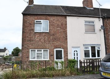 Thumbnail 2 bed terraced house for sale in Regent Street, Church Gresley, Swadlincote