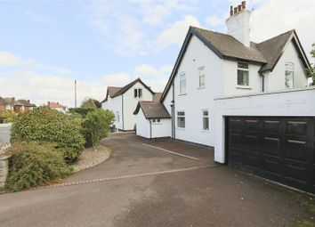 Thumbnail 4 bed detached house for sale in Sandfield Road, Arnold, Nottingham