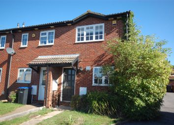 2 bed end terrace house to rent in Wildern Lane, East Hunsbury, Northampton NN4