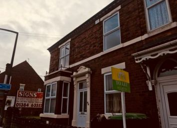 Thumbnail 2 bed flat to rent in Station Road, Old Hill, Cradley Heath