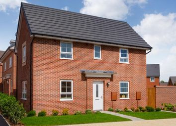 "Thumbnail Detached house for sale in ""Moresby"" at Bankwood Crescent, New Rossington, Doncaster"