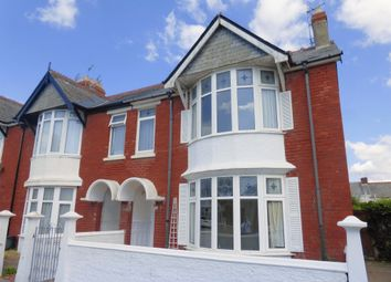 Thumbnail 4 bed semi-detached house for sale in Park Avenue, Porthcawl