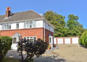 Thumbnail 2 bed flat for sale in Fibbards Road, Brockenhurst