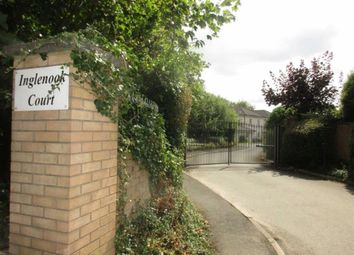 Thumbnail 2 bed flat for sale in Inglenook Court, Leigh