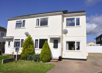 Thumbnail 3 bed semi-detached house for sale in Poundsland, Broadclyst, Exeter