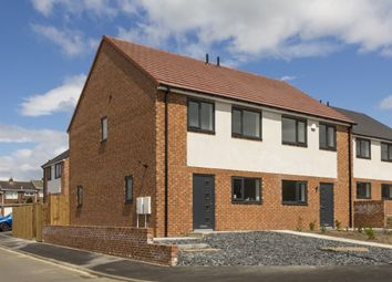 Thumbnail 3 bed semi-detached house for sale in Bede Way, Vigo, Birtley, Chester Le Street