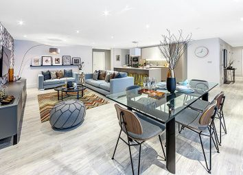 Thumbnail 2 bed flat for sale in London Square, Streatham Hill, Streatham