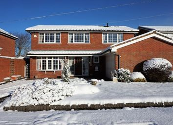 Thumbnail 4 bed detached house for sale in Grosvenor Way, Stafford