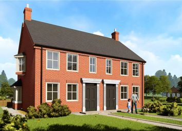 Thumbnail 3 bed property for sale in Spire View, Boston Road, Heckington, Lincolnshire