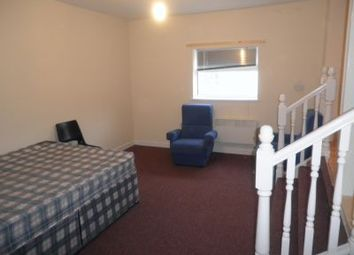 Thumbnail Studio to rent in Flat 3, 2 West Luton Place, Adamsdown, Cardiff