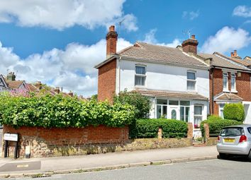 Thumbnail 3 bedroom end terrace house for sale in English Road, Shirley, Southampton