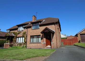 Thumbnail 3 bed semi-detached house for sale in The Old Mill, Hillsborough
