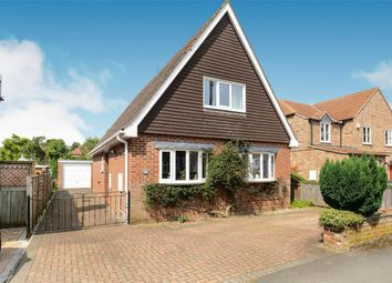 Thumbnail 3 bed detached house for sale in Severus Avenue, Acomb, York