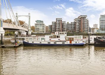 2 bed houseboat for sale in Chelsea Embankment, Chelsea SW3