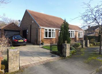Thumbnail 3 bed bungalow for sale in Delamere Close, Hazel Grove, Stockport
